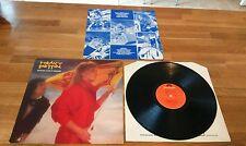 Heavy Pettin Rock Ain't Dead UK LP With Insert A2 B2 Metal Classic Hard Rock