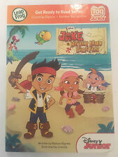 Leap Frog Tag Junior Interactive Livre Disney Jake & the Never Land Pirates