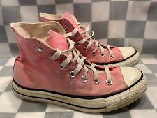 9a2a4bd5b2 Converse Chuck Taylor All Star Zapato Hombre 5.5 Mujer 7.5 Rosa