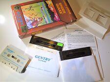 Atari Computer 400 800 XL XE Spider Quake Complete Video Game System