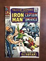 Tales of Suspense #75 (1966) FN+ Marvel Key Issue Silver Age 1st Sharon Carter