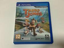 Juego TADEO JONES PS VITA ESPAÑOL Rare game -- playable in English