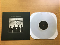 Joy Division Peel Sessions LP New Color Clear Vinyl