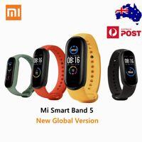 Xiaomi Mi Band 5 Smart Watch Wristband Heart Rate Fitness OLED Global Version AU