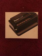 Powermatic Mini Cigarette Injector - Black