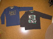 2 x  TOM TAILOR Shirt Langarmshirt Jungen Gr.104 / 110 *TOP*