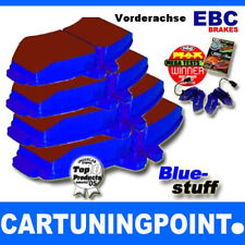 EBC FORROS DE FRENO DELANTERO BlueStuff para FORD FOCUS 1 DAW, DBW DP51140NDX