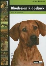 Rhodesian Ridgeback (Dog Breed Expert Series) by About Pets Paperback Book The