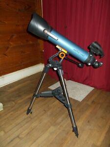 Celestron Inspire 100AZ Telescope Model 22403