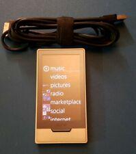 Microsoft Zune Hd Platinum 32 Gb Digital Media Player Model.