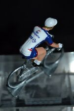 Groupama FDJ 2018 - Petit cycliste Figurine - Cycling figure