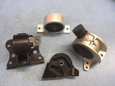 Engine Mount & Trans Mount Set 4PCS for 2000-2001 Nissan Sentra 2.0L, Automatic