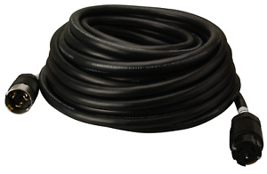 Southwire 191800008  6/3 & 8/1 SEOW, 50 Amp Rating, 125/250-Volt Outdoor Cord to