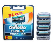 Gillette Fusion Rasierklingen 4er Blister