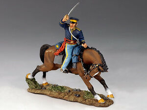 TRW003 Mounted Dragoon with Sword RETIRED by King and Country