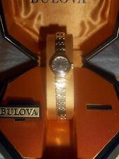 Bulova 9ct Gold  Ladies Vintage Bracelet Watch-Superb!