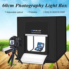 60cm Light Room Photo Studio Photography USB LED Lighting Tent Backdrop Cube Min