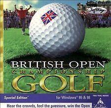British Open Championship Golf (PC, 1998)