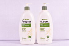 Lot of 2 Aveeno Daily Moisturizing Lotion Fragrance Free, 20 oz each