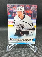 TOBIAS BJORNFOT 2019-20 UPPER DECK SER 1 YOUNG GUNS RC #238 - LOS ANGELES KINGS