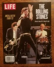 LIFE ~ THE ROLLING STONES ~ Their Rock 'n' Roll Life ~ MICK & KEITH TURN 75!