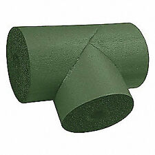K-FLEX USA Pipe Fitting Insulation,Tee,1-1/8 In. ID, 801-THF-068118