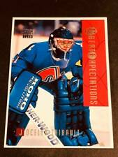 1995-96 TSC WHITE BORDER PROOF Jocelyn Thibault Nordiques #114