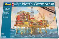 Revell Germany 1/200 Off-shore Oil Rig Platform North Cormorant