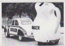 carte postale - CITROEN 2CV BERGER - TOUR DE FRANCE 1961