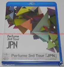 New Perfume 3rd Tour JPN Live Blu-ray from Japan F/S UPXP-1001 4988005779458