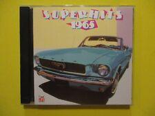 Time Life Super Hits 1965 Sonny Cher Tom Jones Temptations Ford Mustang CD