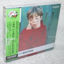 Placebo Placebo 10th Anniversary Collectors Edition Taiwan CD+DVD w/OBI digipak
