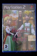 PS2 : HANSEL & GRETEL - Nuovo, risigillato ! Da Phoenix Games !