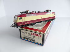 LIMA LOCOMOTIVE ELECTRIQUE BR 120 003-9 DE LA DB REF 208143