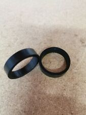 Classic Mini top arm/radius arm rubber dust seal x2 2A7327 Rover Morris Austin