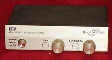 Phantom Adjustable Bandpass Filter Tuned to 130 MHz!!!