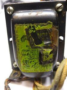 Merit A-3109 Modulation Transformer - 25 Watts, Primary 80MA (max), Secondary 10