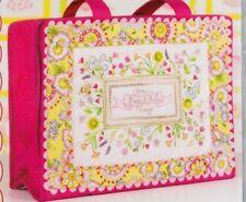 PATTERN -  Stitch Beautiful Things Sampler - stitchery PATTERN - Crabapple Hill
