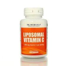 Dr. Mercola Liposomal Vitamin C 1000mg 360 Licaps Capsules