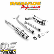 MAGNAFLOW Cat Back Dual Exhaust System 2006-2010 Honda Civic 1.8L Stainless
