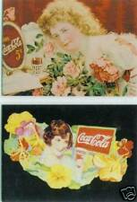 The Art of Coca-Cola promo card set (2 promos)