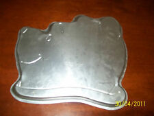 Wilton Disney Winnie Pooh Cake Brownie Cookie Pan,Tin,Mold