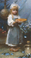 """Dutch Apple Pie"" Morgan Weistling Western Art Canvas"