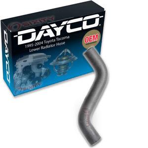 Dayco Lower Radiator Coolant Hose for 1995-2004 Toyota Tacoma 3.4L V6 Belts su