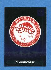 CHAMPIONS 2013-2014 -Adrenalyn Panini- Card BADGE - OLYMPIACOS