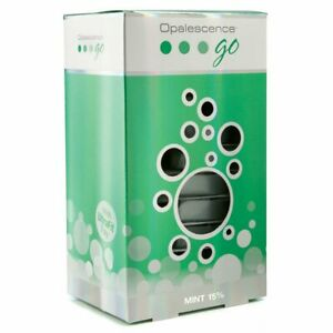 *1-Pack* Ultradent Opalescence Go 15% Tooth Whitening System Mint Flavor 4638