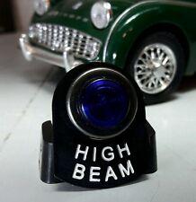 Land Rover Serie 2 2a 3 LED Iluminado Azul Luz De Carretera Advertencia Tag