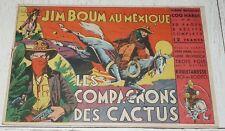 COLLECTION COQ HARDI N°15 MARIJAC JIM BOUM AU MEXIQUE LES COMPAGNONS DES CACTUS