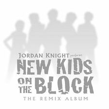 Performs New Kids on the Block: The Remix Album by Jordan Knight (CD, Sep-2008, 2 Discs, Hot Productions)