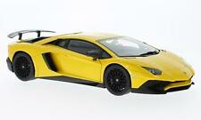 Lamborghini Aventador lp750-4 SV, metallic-jaune, 1:18, AUTOart